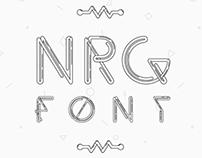 NRG Font