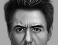 Tony Stark - Robert Downey, Jr.