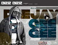 Dj GEE GEE website