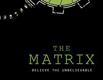 Fan Art Poster for THE MATRIX