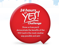 "OCBC ""24 Hours Of YES! Challenge"""