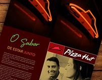 Cardápio Pizza Hut Brasil