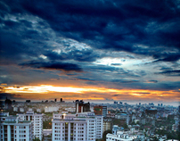 Dhaka City : HDR Photographs