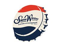 Branding / Logo / Vector / Smith Wright Clothing