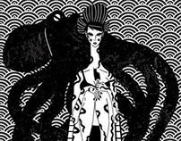 Geisha L.O.V.E: Geishas and Cephalopods
