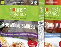 Nourish Organics Packaging