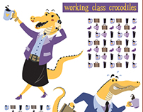 Working Class Crocodiles