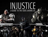 Injustice: Gods Among Us App