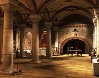 Exhibition (3D Scene)