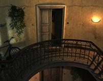 Entrance (3D Scene)