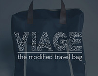 Viage- The Modified Travel Bag
