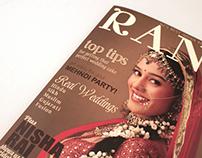 """""""Rani"""" Indian bridal magazine"""