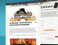 SWAMP.org - Houston Film NonProfit WordPress Site