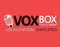 VOXBOX Branding