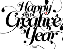 Happy New Creative Year
