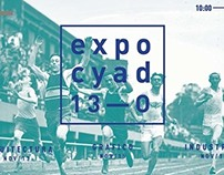 Expo CyAD Otoño 2013 | Posters Series