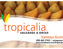 Tropicalia Business Card