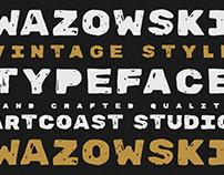 Wazowski - Bold Display Font