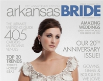 Arkansas Bride Spring/Summer 2011