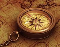 Compass | 3D
