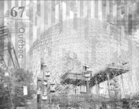 Fragmented Montréal    Architectural Photographic Essay