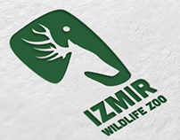 Izmir Wildlife Zoo // Corporate Identity