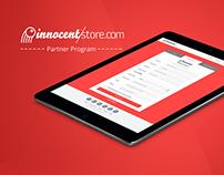 JoinInnocent.com (Partner Program)