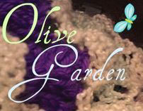 Olive Garden Blanket