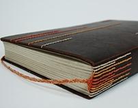 Guest-book/Long-stitch binding