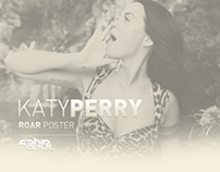 Katy Perry - Roar / Poster