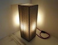 Cardboard light