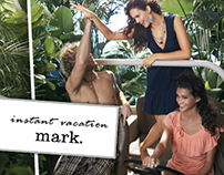 Avon Mark Instant Vacation