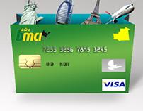 visa card psd  for sal