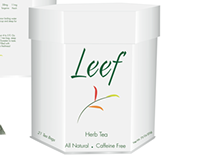 Leef Project - Branding & Packaging #madethis