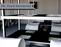 Touch Restaurant without server ( Concept )