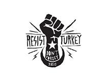 Resist Turkey