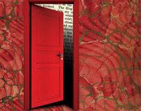 Book of Poetry by Jacob Fricke, Belfast Poet Laureate