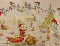 """""""Weihnachtskarte 2013"""""""
