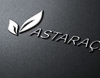 """Astaraçay"" Corporate Identity"