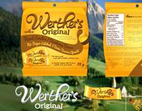 Werther's Caramel Designs