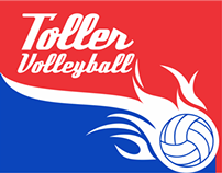 Toller Volleyball