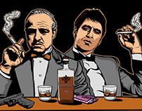Mafia T-SHIRT DESIGN