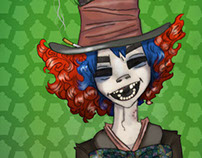 2D the Mad Hatter