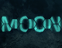 Moon /// title sequence