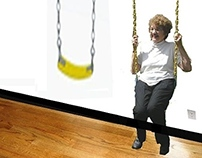 SWINGS AND SLIDE