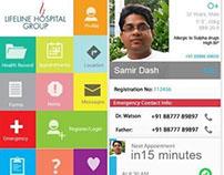 Patient Engagement App (2013)