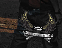 ROCK N' F8TH clothing brand