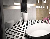 Mieszkanie dla Projektantki mody