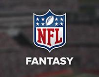 NFL Fantasy App Concept