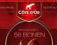 Côted'or official taster  2010 website